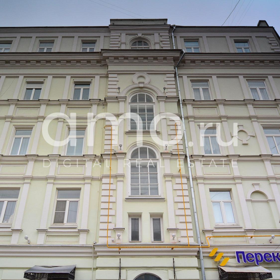 Снять офис в городе Москва Петровский переулок коммерческая недвижимость в испании недорого у моря